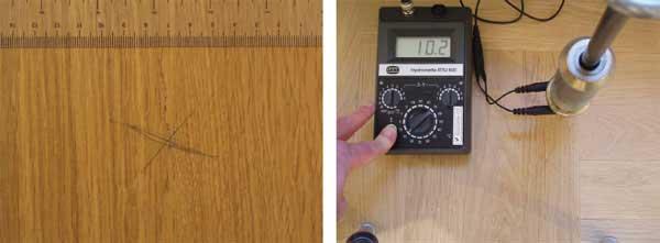 mjerenje vlage
