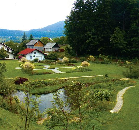 Vrt Kao Park Korak U Prostor